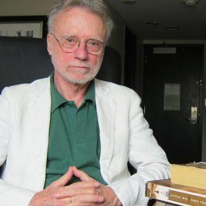 Author John Crowley