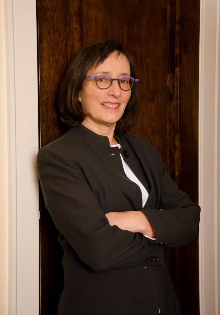 Portrair of Author Julie Schumacher