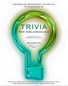 Trivia Night Flyer Wb
