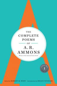 The Complete Poems of AR Ammons