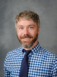 Professor Matthew Fiander