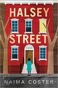 Cover for Naima Coster's Halsey Street