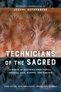 Book cover of Technicians of the Sacred by Jerome Rothenberg