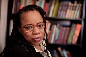 Poet Tracie Morris